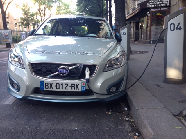 Volvo electric