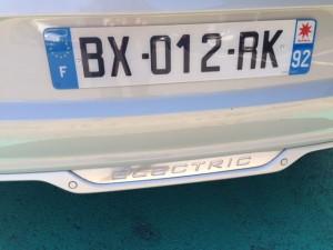 Volvo electric