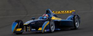 Nicolas Prost sur Renault