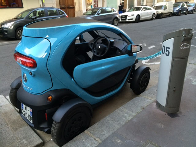 voiturelectrique.eu.twizy Cargo -photo 1