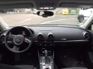 Tout Audi dans cette Hybride