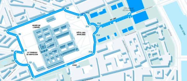 voiturelectrique.eu.circuit de eprix de Paris Formula e