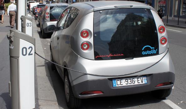 Recharge voiture electrique autolib - Tarif autolib 2017 ...