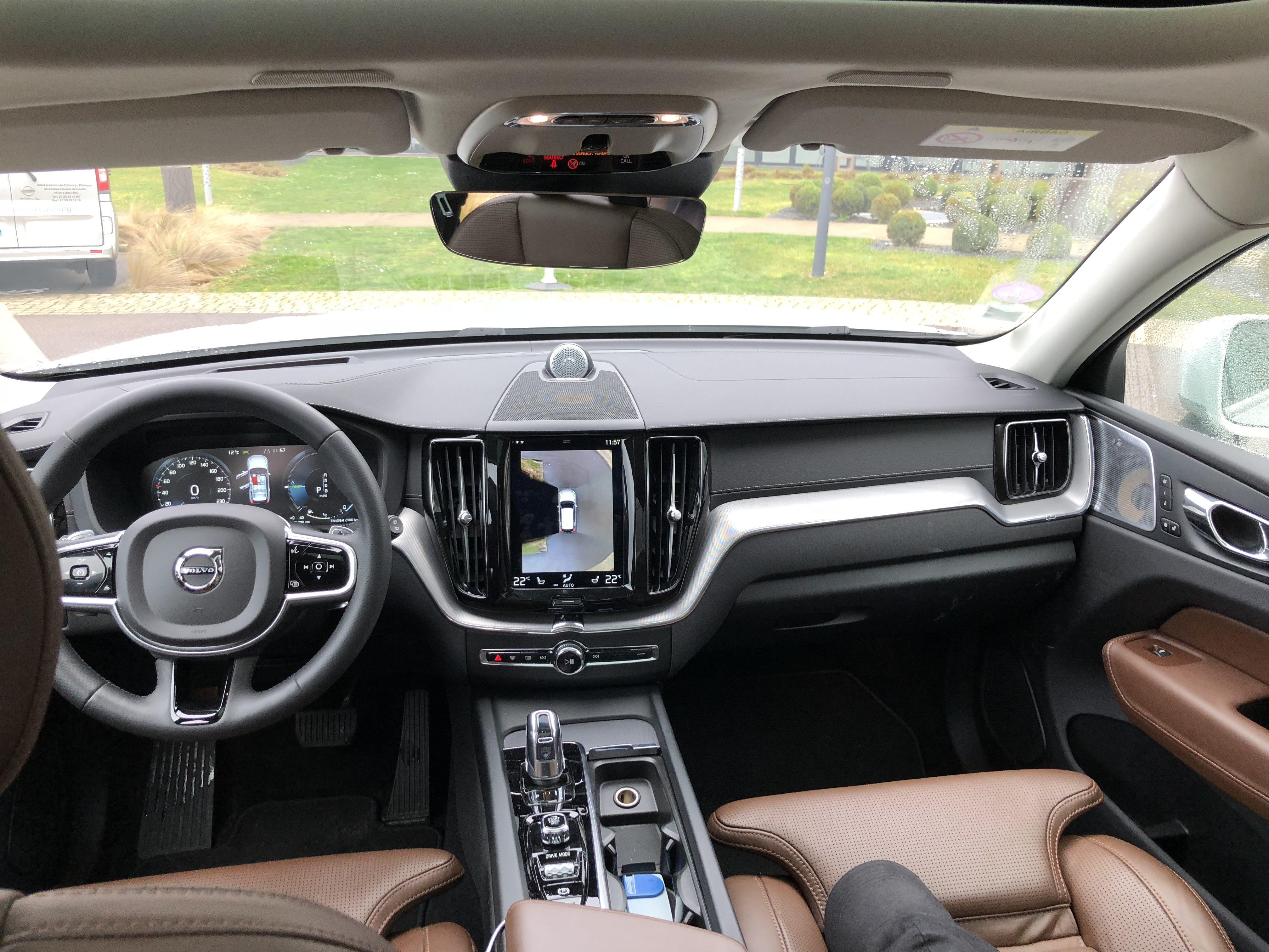 Essai Volvo Xc60 >> Volvo Xc60 T8 Le Compromis Ideal Essai Voiturelectrique Eu